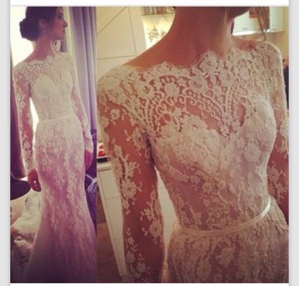 dress lace dress white dress wedding dress evening dress romantic cute dress cute prom dress prom dress