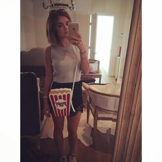 bag purse instagram lucy hale