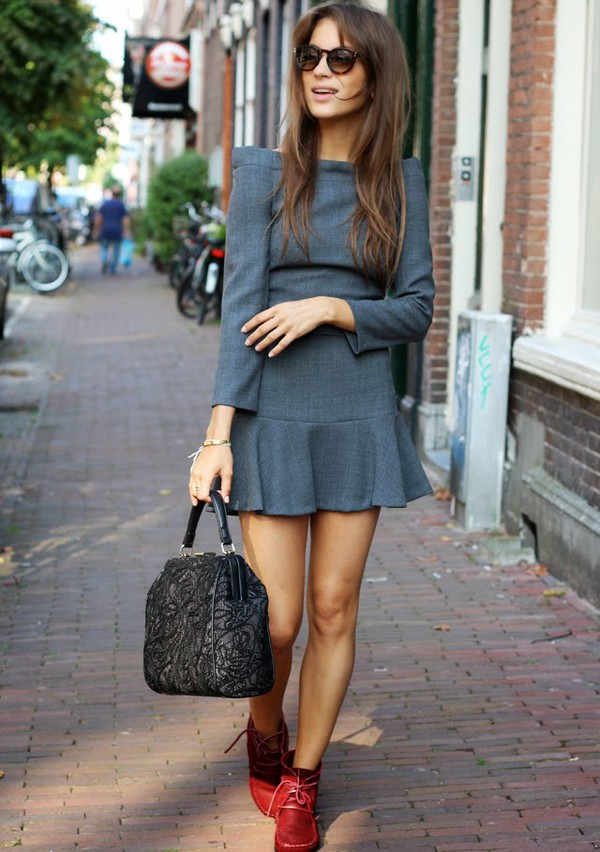 lizzyvanderlight blogger bag dress shoes
