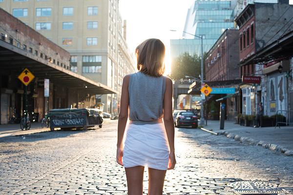 the petticoat blogger top skirt
