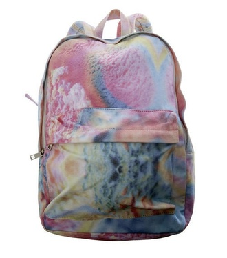 jewels accessories backpack tumblr tumblr girl grunge hipster cool colorful black tumblr clothes bag orange blue pink pastel tumblr fashion