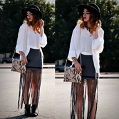 galore beneath the stars,hat,jewels,sunglasses,blouse,dress,shoes,bag