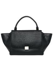 bag,black,wing,tote bag