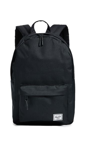 Herschel Supply Co. Herschel Supply Co. Classic Mid Volume Backpack in black