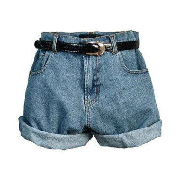 jeans shorts belt denim shorts