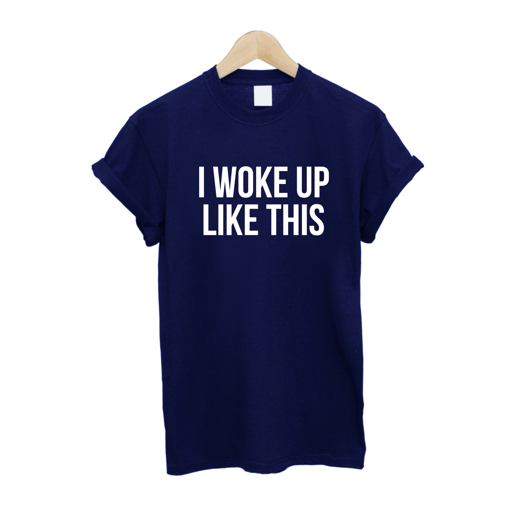 I Woke Up Like This T Shirt £10   Free UK Delivery - #TeeIsland