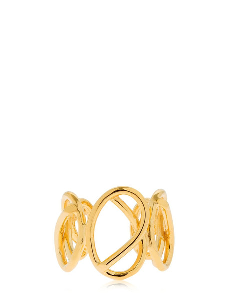 JOANNA LAURA CONSTANTINE Multi Knot Ring in gold