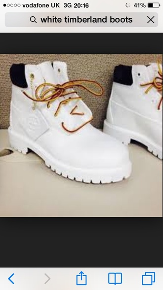 shoes white timberland boots shoes timberlands boots