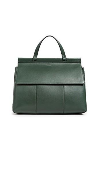 Tory Burch satchel green bag