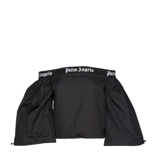 Palm Angels top black