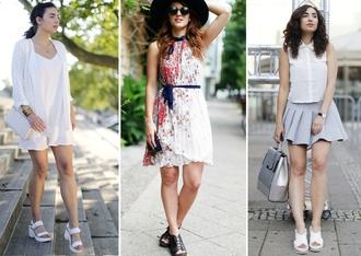 samieze blogger dress hat bag shoes pants top jumpsuit jacket sunglasses