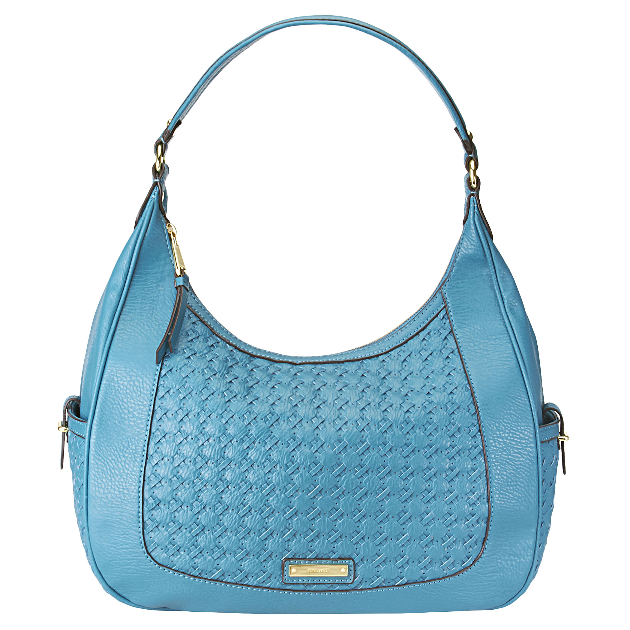 Nine West: Spice Market Woven Hobo Bag