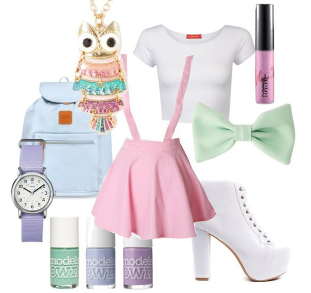 Cute Winter Outfits For School Polyvore Cute Polyvore Outfits Tumblr