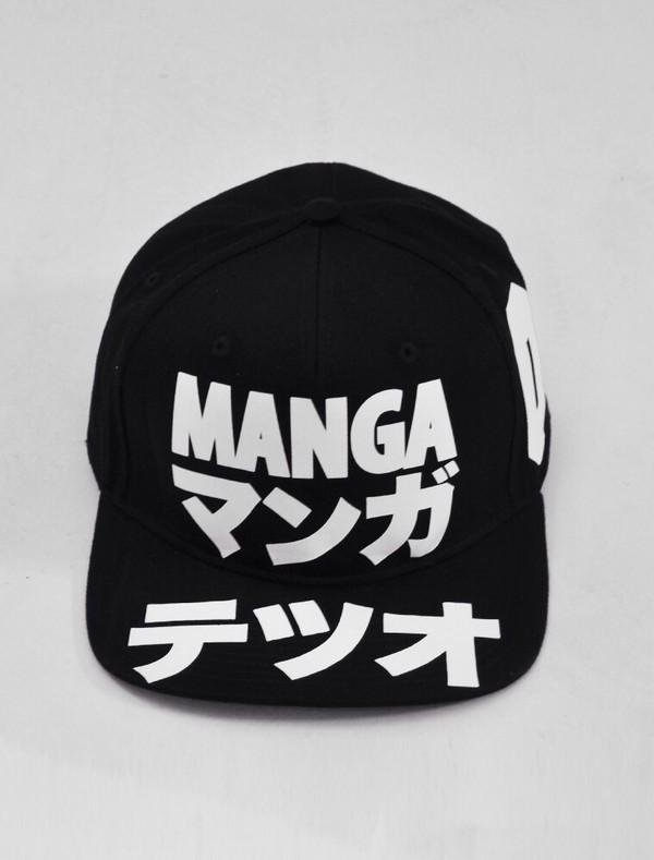 hat manga japanese japanese kawaii black white black and white b&w w&b dope dope cool streetwear urban streetwear snapback snapback japanese fashion cap