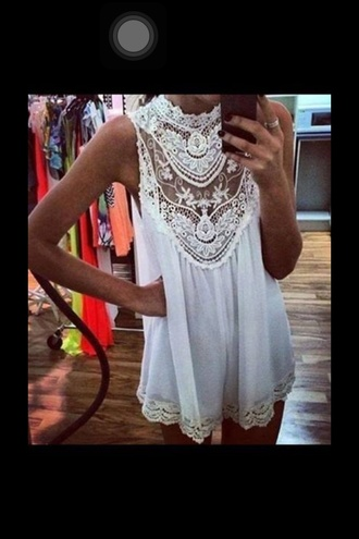 dress summer dress beach dress dropped waist cotton dresss cotton rib white dress romper