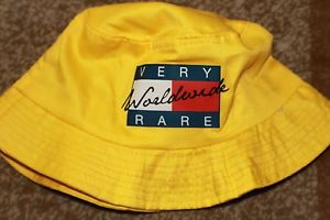 Very Rare Kyc Vintage Champion Bucket Hat Rare Air Supreme Nike Stussy Obey