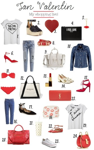 b a r t a b a c blogger t-shirt shoes bag jewels jeans jacket swimwear make-up