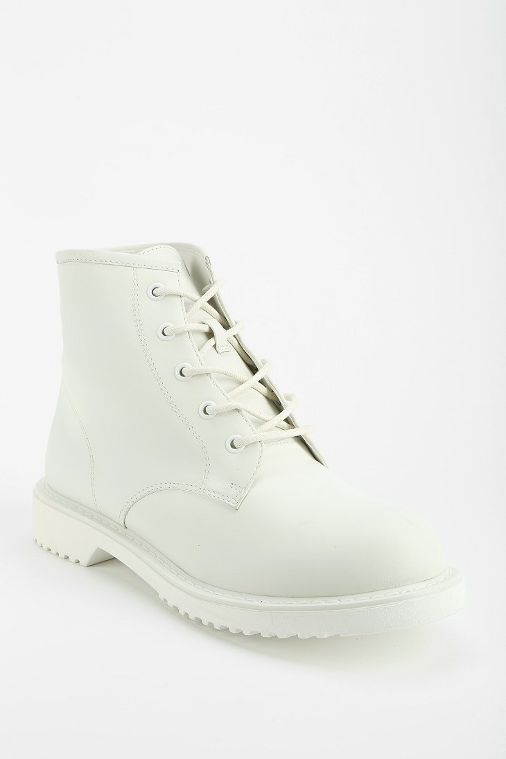 Shellys London Combat Boot - Urban Outfitters