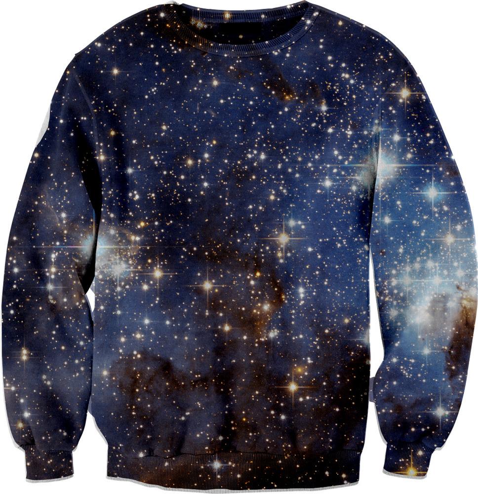 Bittersweet Galaxy Sweatshirt / BITTERSWEET