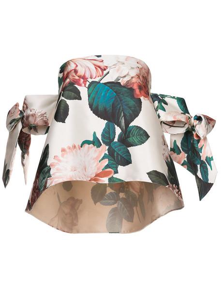 top women floral print