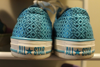 shoes converse blue drawings chuck taylor all stars