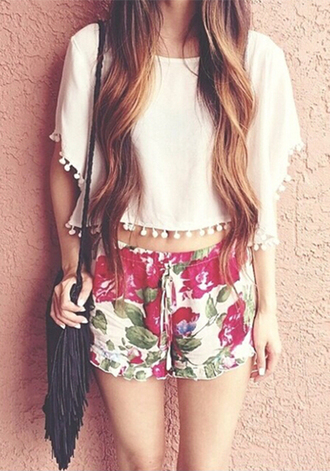 top white white top flare crop tops trendy snow white top cute vintage hipster style boho girly indie sexy classy tumblr cool dope bag