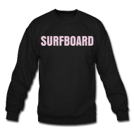 Surfboard Crewneck | Bro_Oklyn Inc Co.