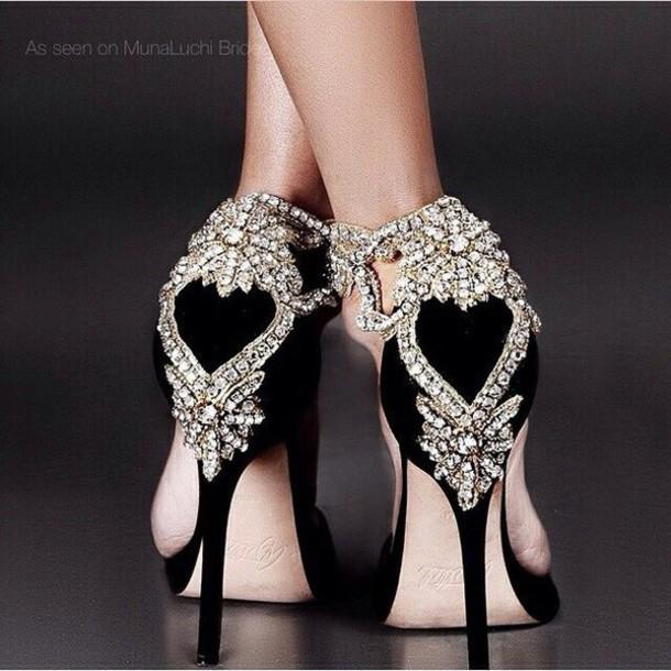 Dressy Black Heels