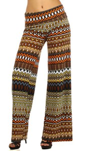 fashion tribal print spring trends 2014 leggings palazzo pants palazzo leggings aztec leggings spring fashion trendy tribal palazzo pant