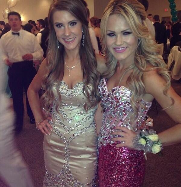 prom dress prom prom dress champagne prom dress nude dress