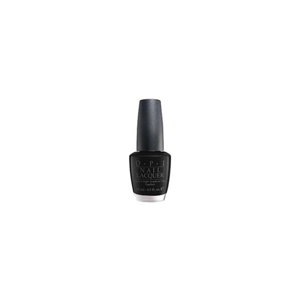 OPI Nail Polish Matte in Black Onyx