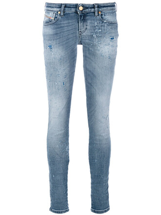 jeans skinny jeans women spandex leather cotton blue