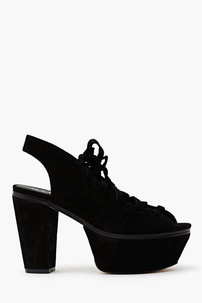 Freestyler Platform Sandal  in  Sale Shoes at Nasty Gal
