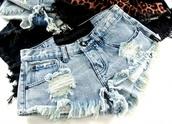 shorts,demin,ripped shorts,distressed denim shorts,ripped denim,summer,blue shorts