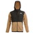 North Face Denali Fleece Hoodie Utility Brown-Mens