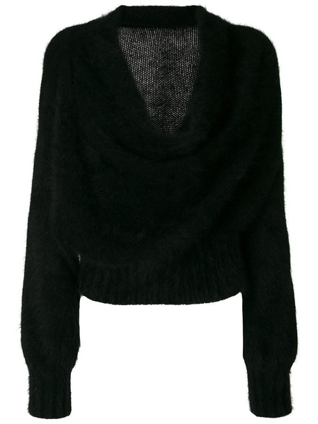 Alberta Ferretti sweater women black
