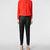 Womens Cedie Plea Trousers (Black) | ALLSAINTS.com