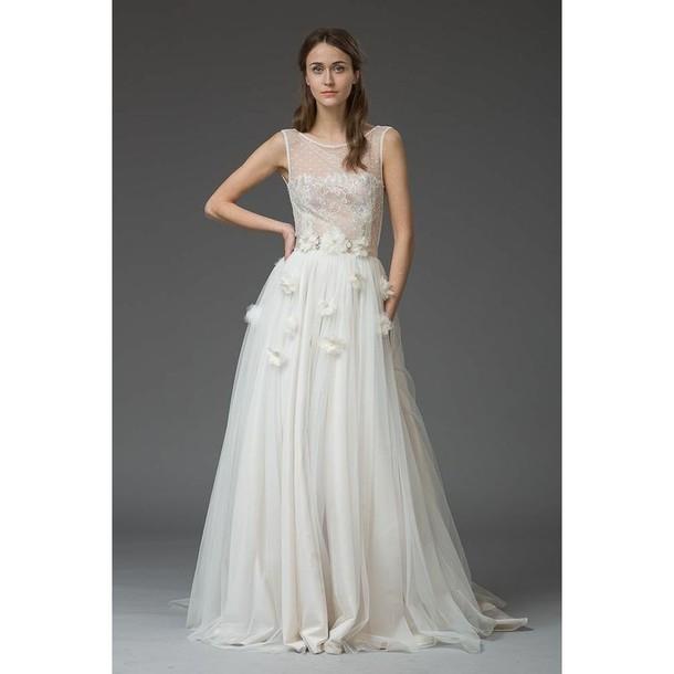 Dress Wedding Dress Monica Geller Jeffrey Campbell Venice In