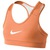 Nike Hypercool Bra - Girls' Grade School - Training - Clothing - Atomic Orange/Base Grey
