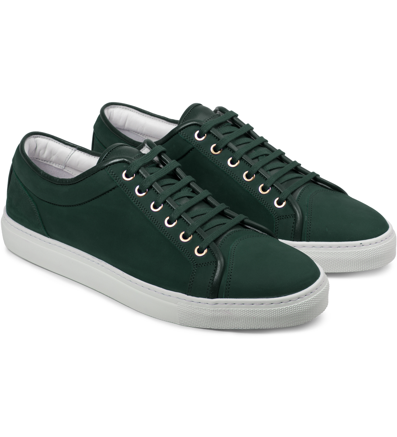 Etq money green low top 1 sneakers