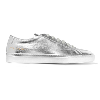 shoes silver sneakers silver shoes silver metallic sneakers