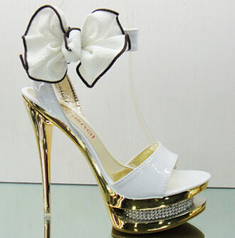 shoes sandals luxury rhinestone peep toe high heels