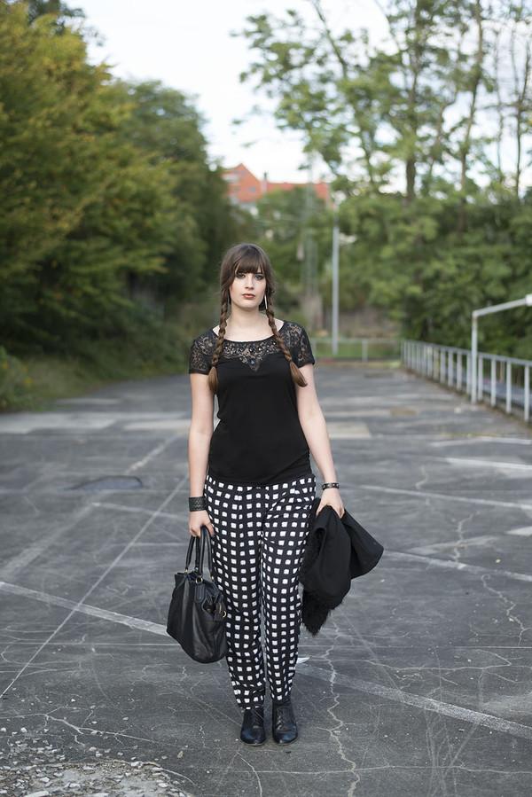 andy sparkles blogger jacket shoes bag jewels