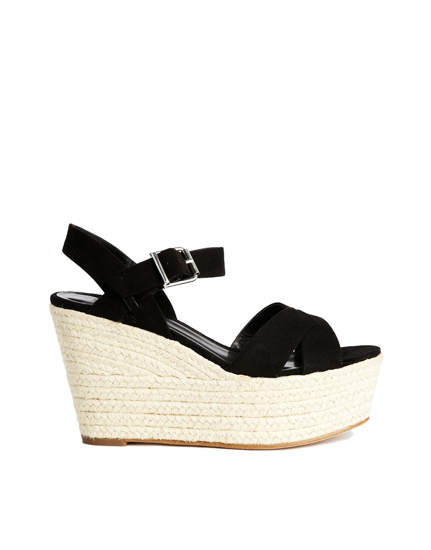 ASOS HANSEL Wedges at asos.com