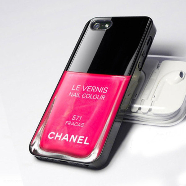 chanel Le vernis full color case custom Case iphone 4 by ...