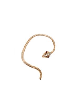 ASOS | ASOS Slinky Snake Ear Cuff at ASOS
