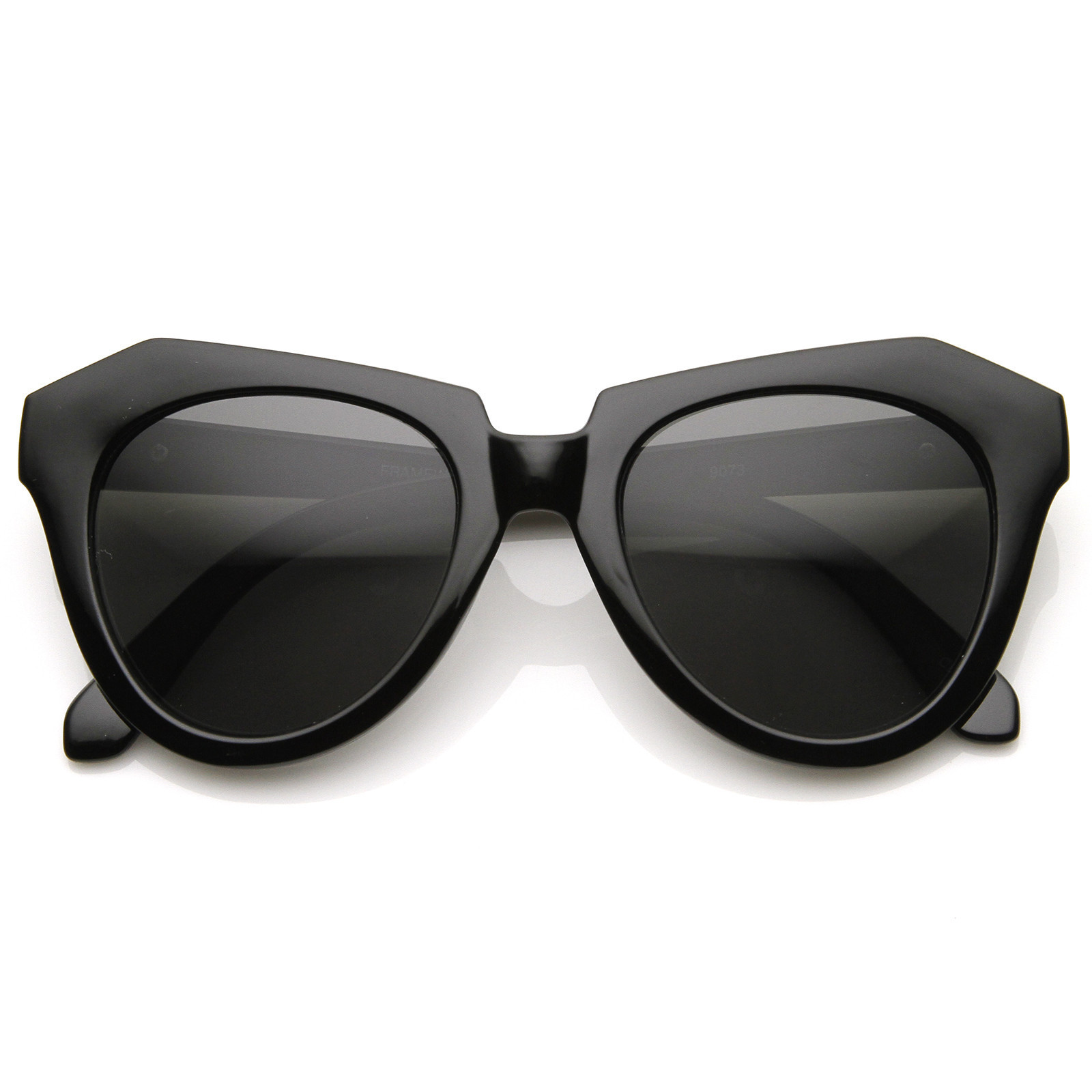 Oversize Designer Inspired Womens Fashion Sunglasses 8445