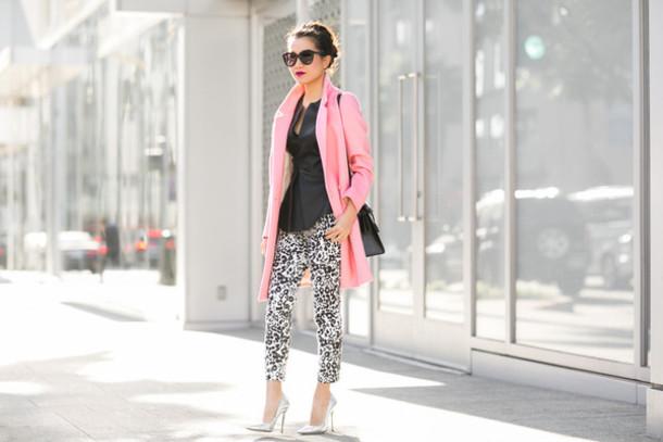 wendy's lookbook t-shirt coat bag shoes sunglasses jewels