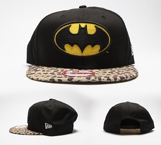 3ad9575b960 NEW ERA 9Fifty Batman Leopard Print Snapback Cap