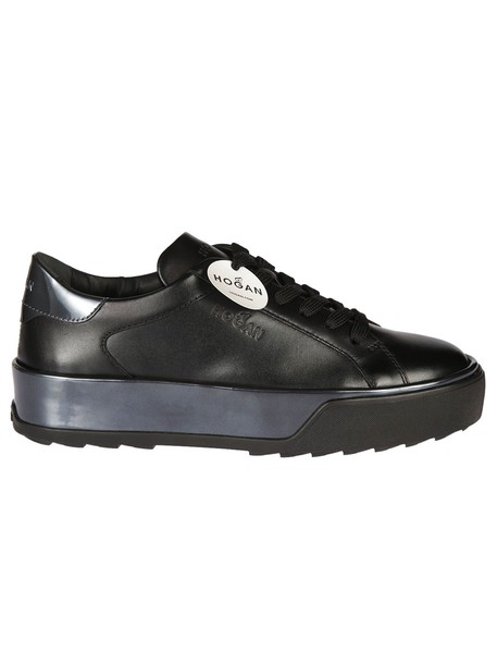 classic sneakers black shoes